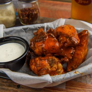 Jumbo Wings